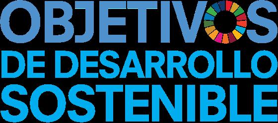 Logo de los ODS, Objetivos de Desarrollo Sostenible, UNAM SDSN