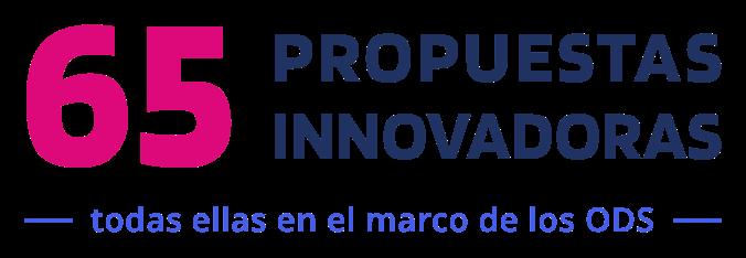 65 propuestas innovadoras SDSN Banco de proyectos