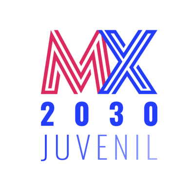 Logo SDSN Youth México Red MX 2030