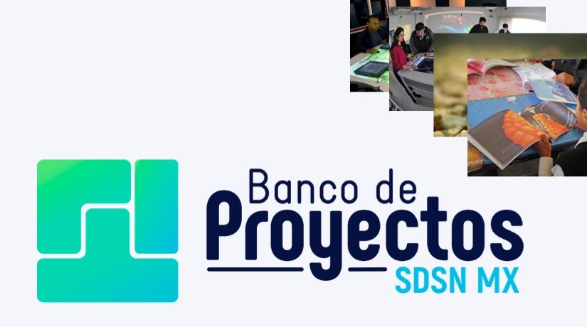 Suceso relevante Banco de Proyectos, SDSN México